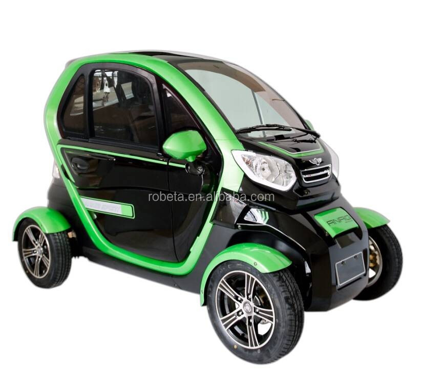 3 Seater High-level Luxury Electric Car Without Driving