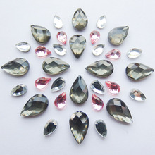 5MM Hot fix stone crystal clear color korean hotfix rhinestone
