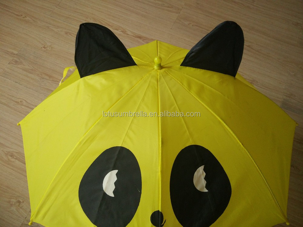 kids animal print animal shape umbrella