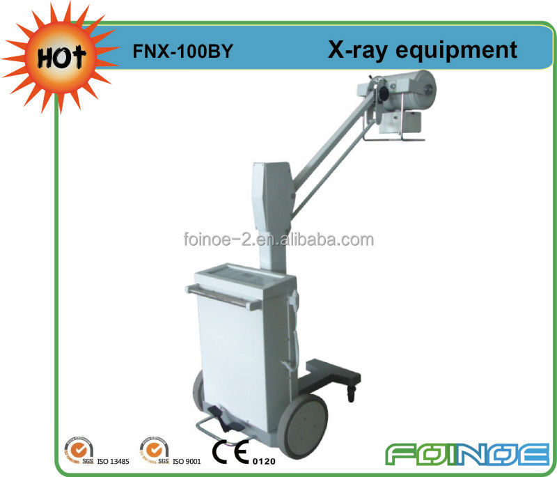 FNX100BY Mobile Medical Diagnostic X-ray equipment