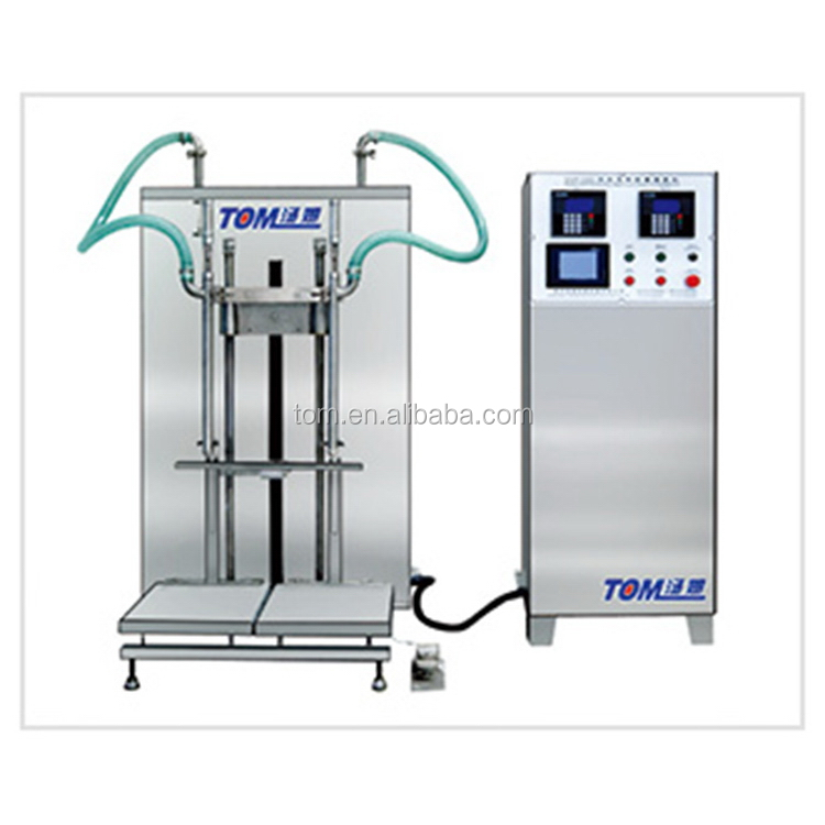 Industrial used new type semi-automatic auger filling machine