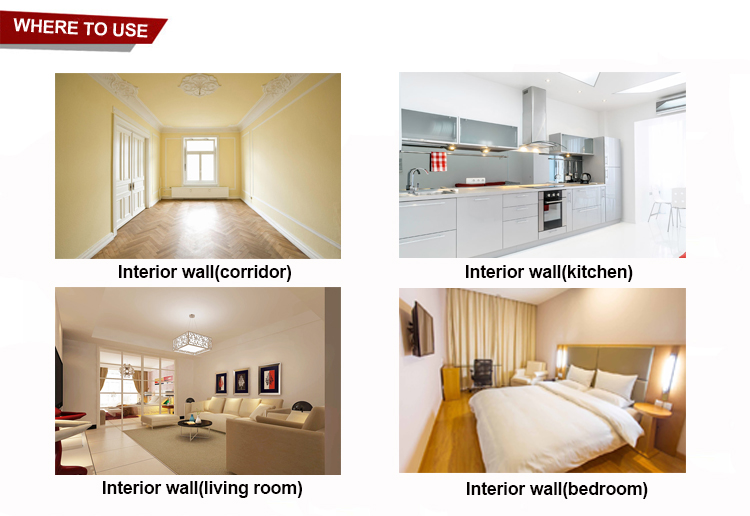 Amazing All Around Multiple Interior Wall Decorative Coating