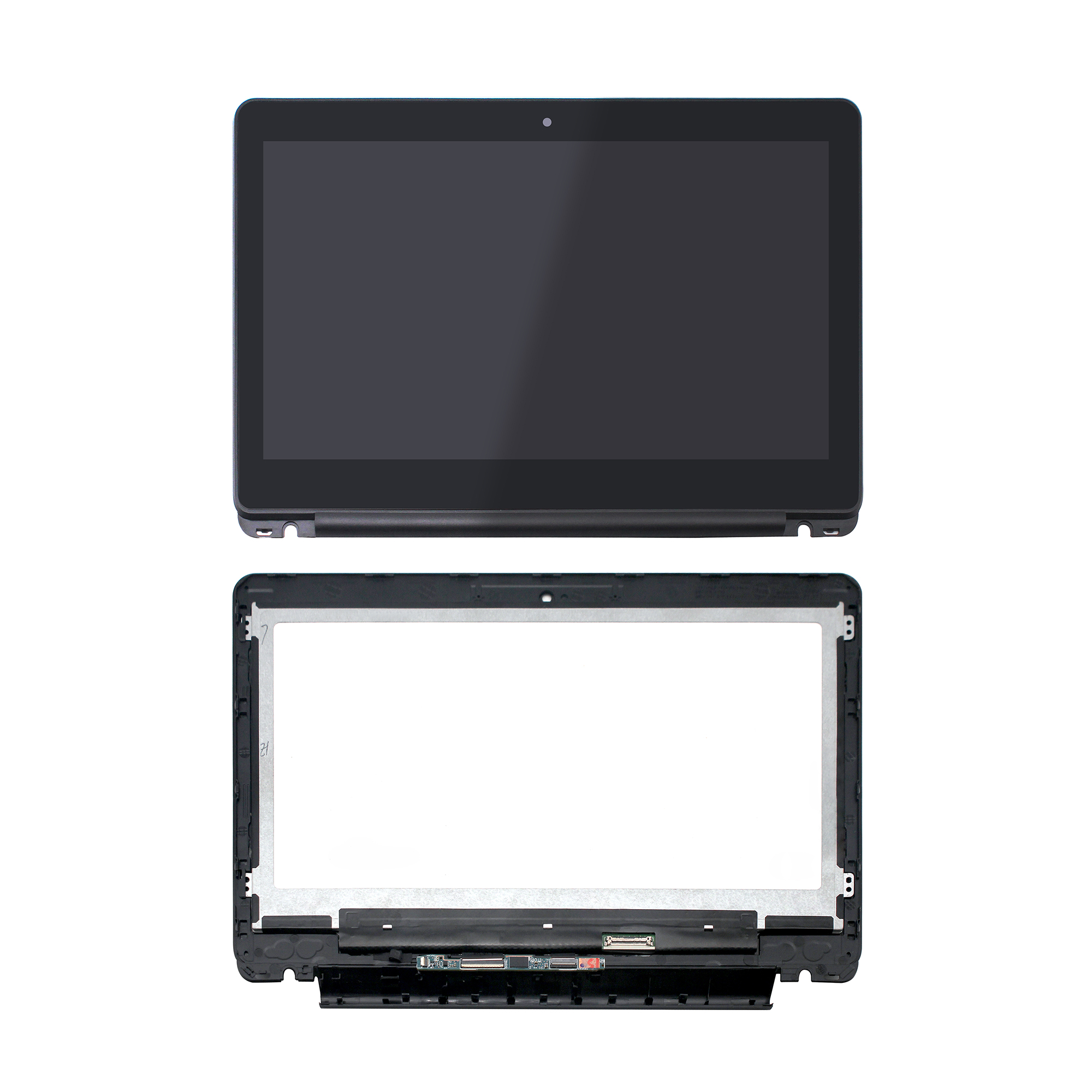 New 906629-001 Lcd Touch Screen Digitizer Assembly With Bezel For Hp  Chromebook 11-v000 11-v011dx 11-v002dx 11-v Series - Buy Led Lcd Touch  Screen