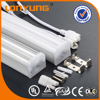 Afforable Price China Factory 549/1449mm 120lm/w T5 Led Tube Etl ...