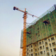 High quality custom harga dwg camera system tower crane With CE and ISO9001 Certificates