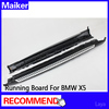 running board auto parts running board for BMW X5 F15 accessories