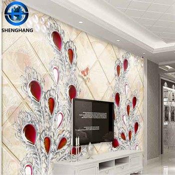 Beautiful 3d Wallpaper Hd Wall Murals Customized China Wall Papers