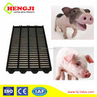 Hot vendas de capoeira pecuária farrowing crate pig flooring