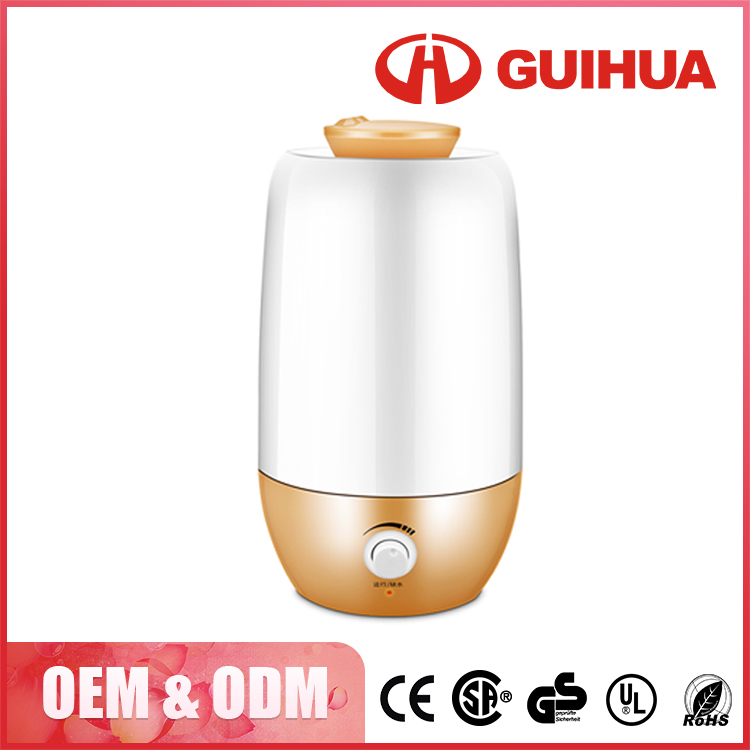 Can be customized 110~220V usb aroma mist natural humidifier