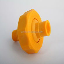 Plastic Ball type threaded nozzle
