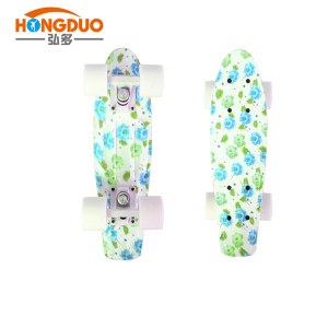"Retro Plastic 22"" Cruiser Skateboard"