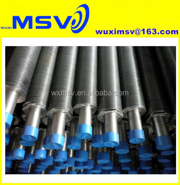 Extruded Spiral Finned Tube Manufacturer