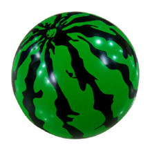 Promotional cheap inflatable 0.25mm pvc watermelon beach balls