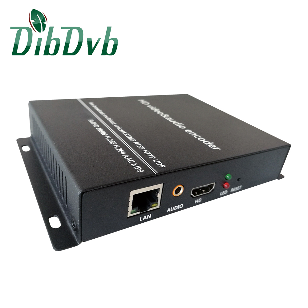 Mini HD per ip encoder rtmp, http, rtsp, distribuzione di udp ip iptv dal vivo video in streaming per anwhere in Wan/Lan