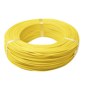 30awg silver plated copper conductor teflon insulated teflon coated heating wire