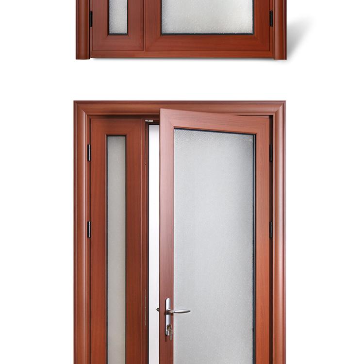 Rogenilan 45 Series Aluminum Smoked Glass Cheap Interior Doors Buy Cheap Interior Doors Smoked