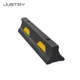 parking curb/Heavy Duty Rubber Car Stopper/Rubber Parking Wheel Stop