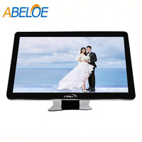 High performance full hd desktop pc monitor all in one pc computer
