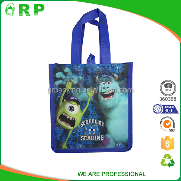 BSCI ISO factory direct sale cheap reusable shopping bags wholesale