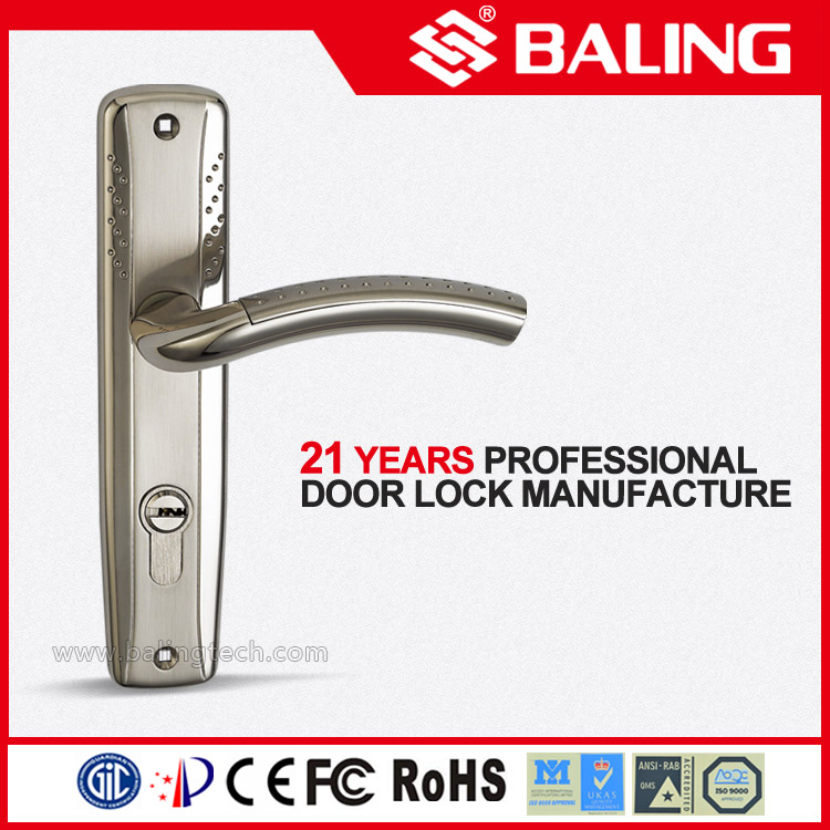 shop front lock Suitable for all hinged commercial applications door handle lock
