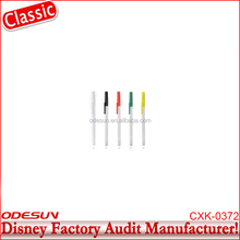 Disney Universal NBCU FAMA BSCI GSV Carrefour Factory Audit Manufacturer Magnetic Floating Ballpoint Pen Refills Printer