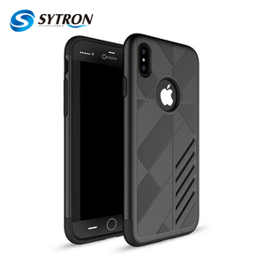 2017 Mobile Phone Hybrid Holder 360 Case Cover Protector For Iphone x
