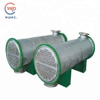 Shell And Tube Heat Exchanger/customized Shell And Tube Heat Exchanger And plate Exchanger