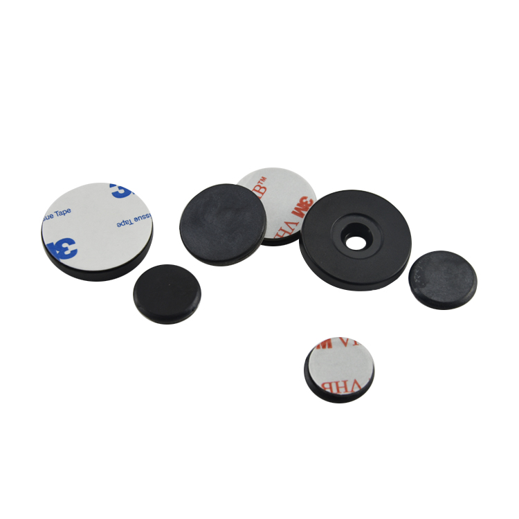 5mm ABS material round manufacturer rfid tag from manufacturer