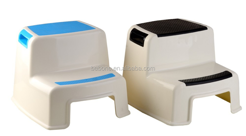 image quarter bamboo bathroom stool   wholesales popular safety toilet stool plastic