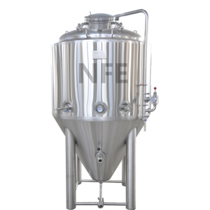 10bbl Completely turnkey Beer brewhouse machine | 1000Lbeer brewery unitank| Stainless steel beer bright 10BBL tank for sale
