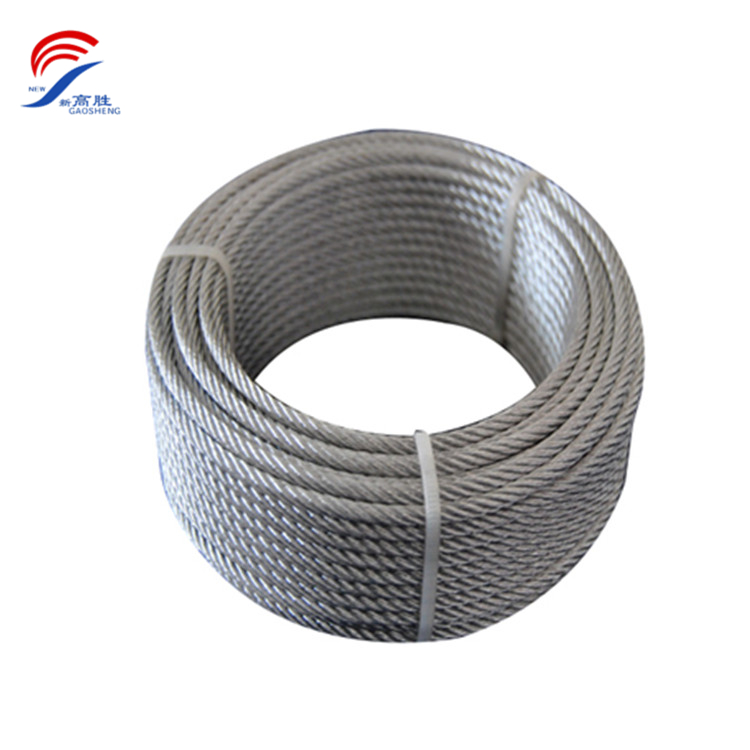 Galvanized Steel Wire Rope, Galvanized Steel Wire Rope Suppliers and ...