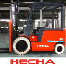 3.5 tons AC electric tractor forklift
