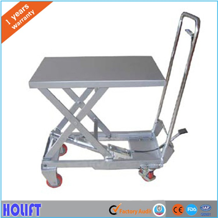 28KHz folding platform trolley with A Discount