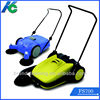 Mini double brushes floor sweeper