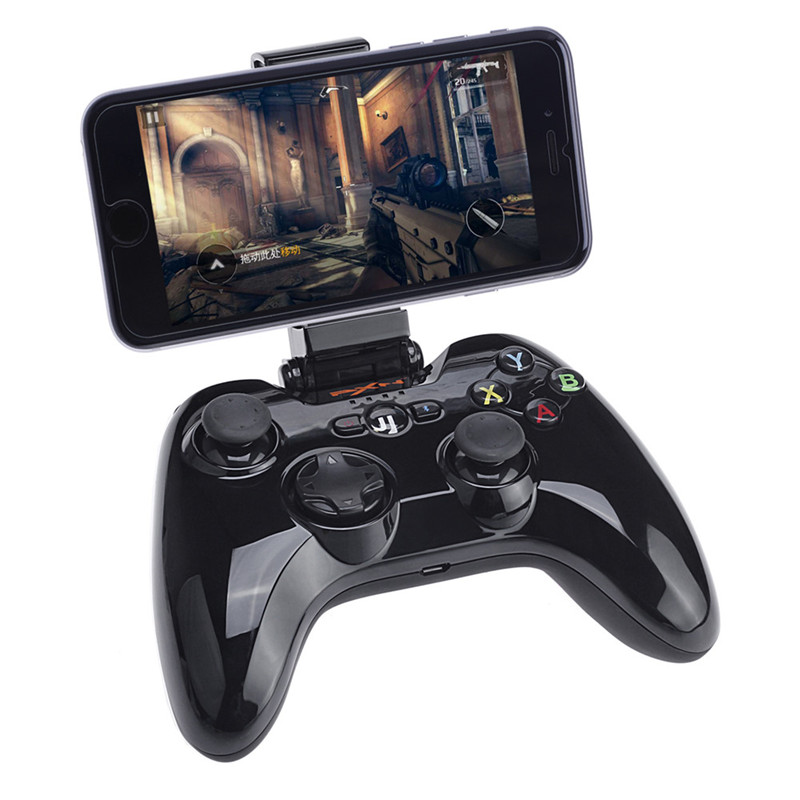 Wholesale PXN-6603 Wireless Bluetooth Gamepad Game Controller for iPhone/ iPad/ iPod