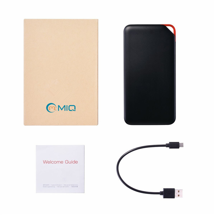 2018 Fast charging power bank 10000mah,QC 3.0 portable mobile charger Power Banks for iPhone for Samsung S8
