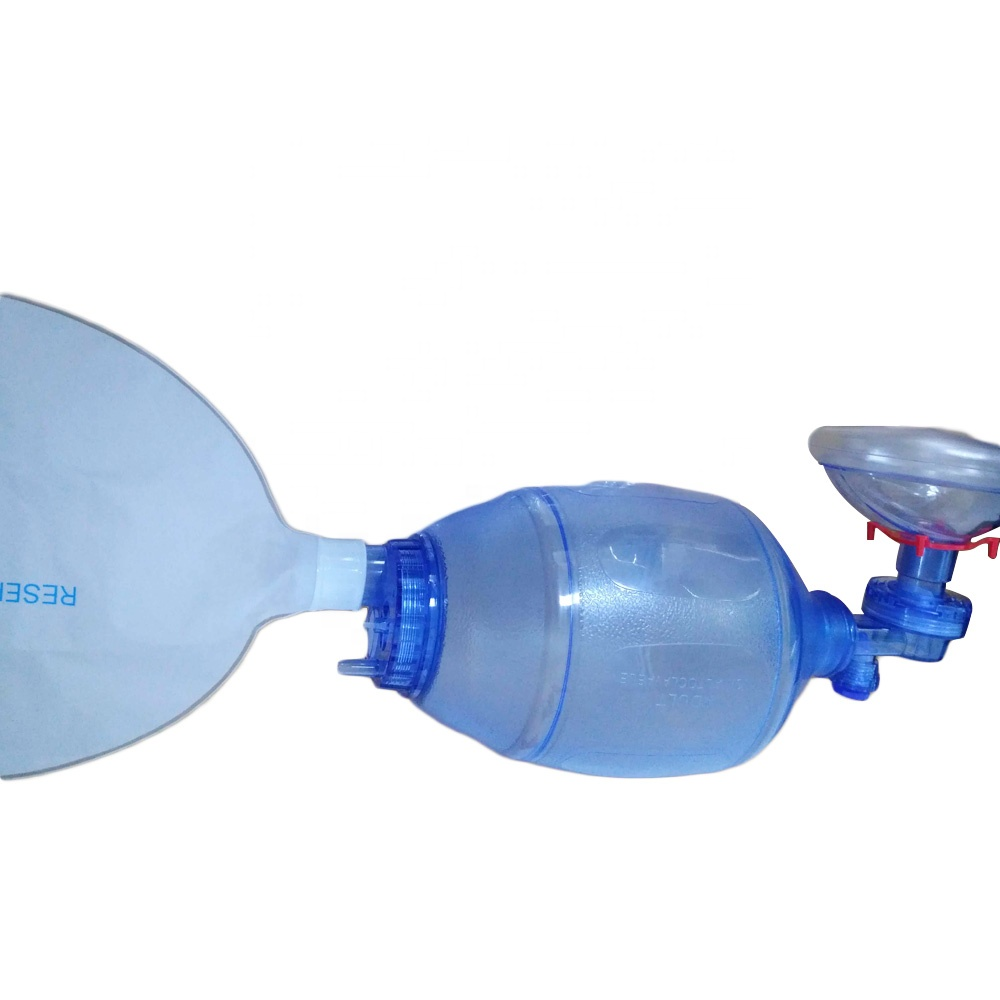SEBS adult manual resuscitator