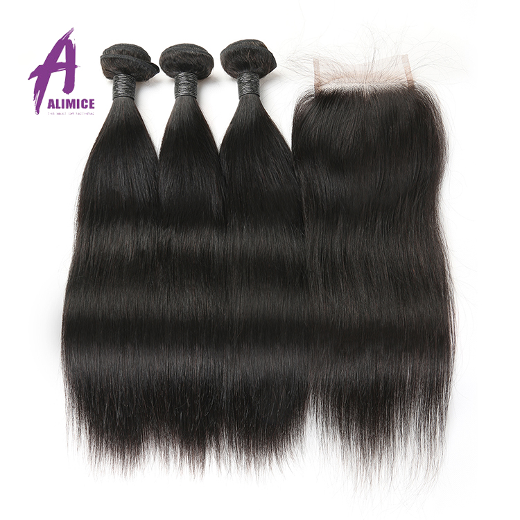 Factory Direct Supply Long Lasting Raw Indian Temple Hair, Natural black 1b;1#;1b;2#;4# and etc