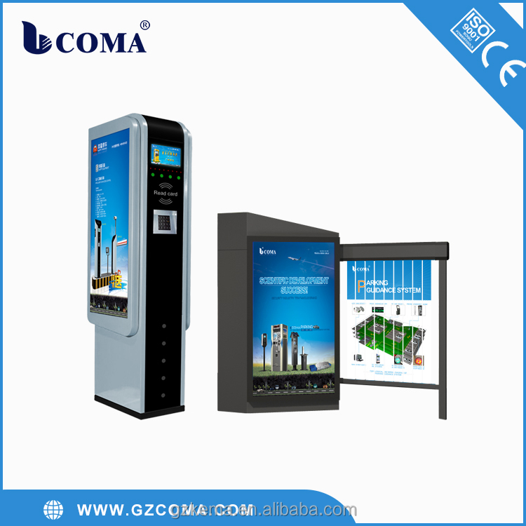 COMA Smart car Parking System of Access Control in Parking Lot
