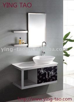 stainless steel upright cabinet with sliding doors bathroom sink vanity tops stainless steel bathroom cabinet