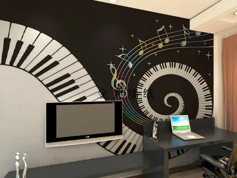 Murales Decorativos Blanco Y Negro
