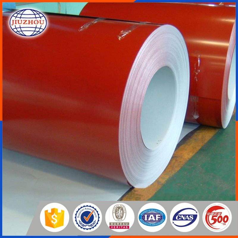 China Supplier Metal Roofing Ppgi Coil
