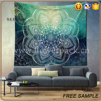 hotsale Livingroom indoor ornamental tapestry wall hanging