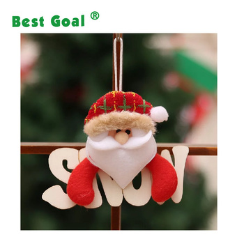 Christmas Decorations Creative Wooden Letters Santa Claus Snowman Deer Bear Decorations Window Door Hang Buy Door And Windows Wood For
