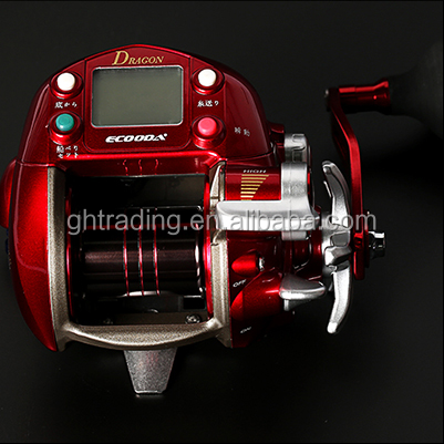 Electric fishing reel big game reel trolling fishing reels