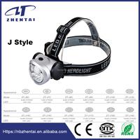 Manufactory High Quality Emergency Headlamp StrawHat LED Accept OEM