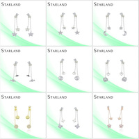 Starland Wholesale Fashion Silver Earring Jewelry Wholesalers New York