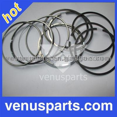 XD2,XD2P,XD3P,XD94 504,505,J9D piston ring M358330 9-3714-00 40 43030 0 039 48 N0 80 00041 4 0 000