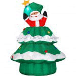 Christmas Tree Inflatable.New Style Special Small Inflatable Christmas Tree Indoor