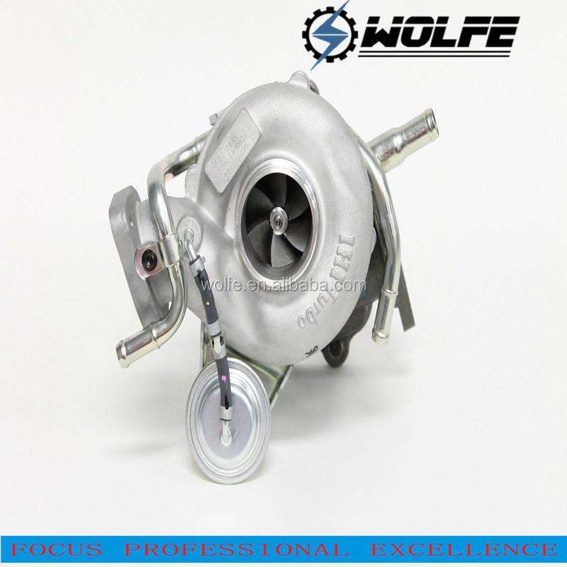 RHF5H VF52 boost upgrade racing turbocharger For engine 6MT EJ25 2.5 GT kit turbo 14411-AA800 14411-AA760 14411AA760